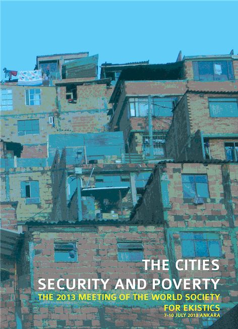 Cover: The Cities, Security and Poverty